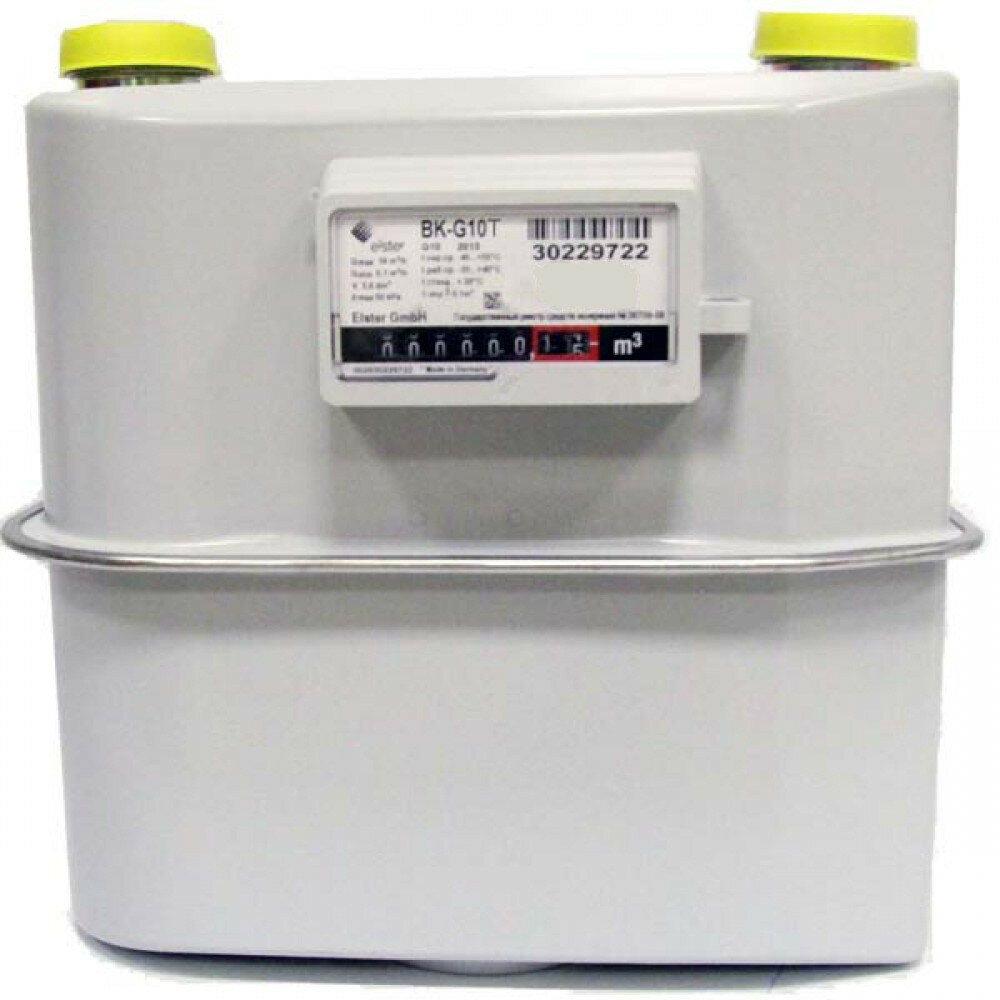 Мембранный счетчик газа BK-G10T