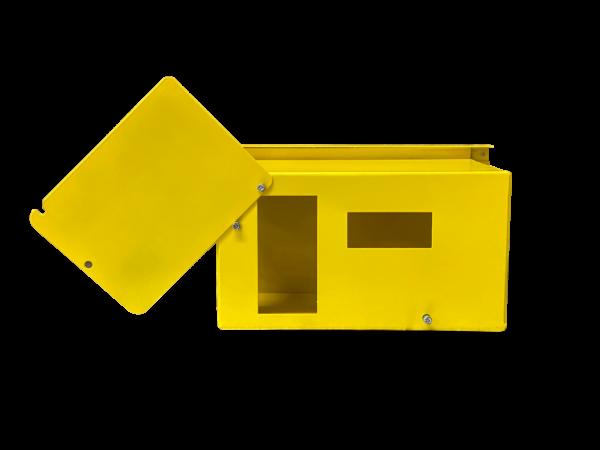 шкаф уличной установки счетчика газа